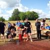 Obóz strażacki w Langenlonsheim
