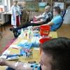 Wiosenny pobór krwi w Wielbarku