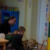 Wizyta Dogoterapeuty- Króliczki