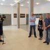 Wernisaz wystawy Przemka Kozaka
