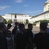 Historyczny dzień w Warszawie