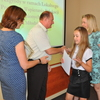 Nagrody w ramach lokalnego programu wspierania uzdolnionych dzieci i młodzieży  na koniec roku szkolnego 2015/2016