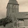 Warowny późnogotycki Kościół ewangelicki Zakonu Krzyżackiego z końca XIV w.