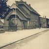 Stacja kolejowa.
