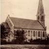Dawny Kościół ewangelicki z 1885 roku. Obecnie Kościół katolicki św. Magdaleny.