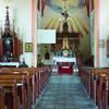 Wnętrze Kościoła w Giławach