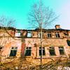 Ruiny Uniwersytetu Ludowego w Rudziskach Pasymskich