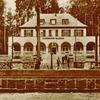 Budynek Uniwersytetu Ludowego w Rudziskach Pasymskich przed wojną