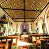 Wnętrze Kościoła katolickiego w Pasymiu