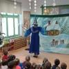 Teatrzyk- Królowa Śniegu