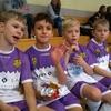 Halowy turniej piłki nożnej w Gietrzwałdzie