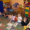 Bóbr Gminek z wizytą w Bibliotekach w Kamionku i w Olszynach