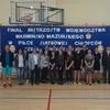 Finał Mistrzostwa Województwa W – M Szkolnego Związku Sportowego w Piłce Siatkowej Chłopców Szkół Gimnazjalnych