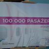 100 000 pasażer w Porcie Lotniczym Olsztyn - Mazury.