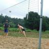 Gminny Turniej Siatkówki  Plażowej w Nowym Gizewie