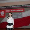 """IV Gminny Konkurs Poezji i Pieśni Patriotycznej """"Nasza Biało – Czerwona"""" w Szkole Podstawowej w Szymanach"""