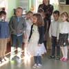 Dzielimy się radością w ten świąteczny czas - występ w Niepublicznym Przedszkolu Specjalnym Stowarzyszenia Kraina Promyczka