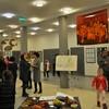 Wernisaż wystawy prac pracowni plastycznej MDK