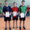 Indywidualne Mistrzostwa Gminy Szczytno w Tenisie Stołowym