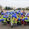 Wizyta dzieci z Gminnego Przedszkola w Nowinach w Wyższej Szkole Policji w Szczytnie
