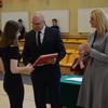 Zakończenie zajęć w klasach III Liceum Ogólnokształcącego im. Jana III Sobieskiego w Szczytnie.