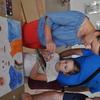Dzień Mamy i Taty w najmłodszych grupach wiekowych pracowni plastycznej MDK.