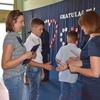 Uroczyste rozdanie stypendiów motywacyjnych w ramach Lokalnego Programu Wspierania Edukacji Uzdolnionych Dzieci i Młodzieży za