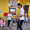 Europejski Tydzień Sportu w Gminnym Przedszkolu w Nowinach