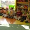 Biblioteka Przedszkolaka- warsztaty z Fundacji Burza Mózgów