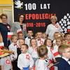 """Świętujmy razem 100-lecie odzyskania niepodległości! Akcja """"Rekord dla Niepodległej"""