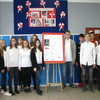 100. rocznica odzyskania przez Polskę niepodległości w Szkole podstawowej w Szymanach