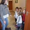 Wycieczka maluchów do Urzędu Gminy
