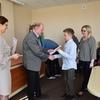 Uroczyste rozdanie stypendiów motywacyjnych w ramach Lokalnego Programu Wspierania Edukacji Uzdolnionych Dzieci i Młodzieży