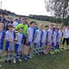Turniej piłki nożnej w Olszynach