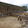 Prace prowadzone na zamku 2018-2019