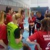 Półfinał Wojewódzki w Halowej Piłce Nożnej Dziewcząt