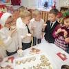 Uroczystość - spotkanie z Mikołajem