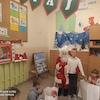 Święta tuż tuż - spotkanie z Mikołajem