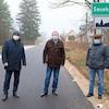 Remont drogi powiatowej nr 1484N Rekownica – Sasek Mały – dr. kraj. nr 57 od km 5+259 do km 12+359