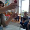 Dmuchamy balon bez wysiłku-zabawa badawcza