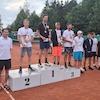 Nowe Gizewo stolicą tenisa ziemnego TURNIEJ TENISOWY MAZURY MASTERS CUP 2021